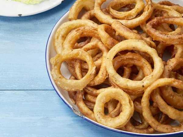 Луковые кольца в кляре - 6 лучших рецептов приготовления в домашних условиях