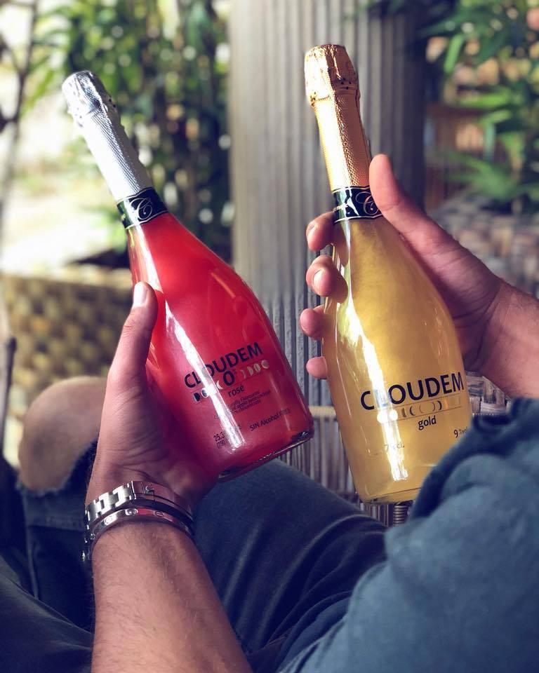 Cloudim шампанское