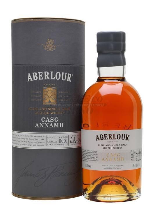 Обзор виски aberlour (аберлауэр)