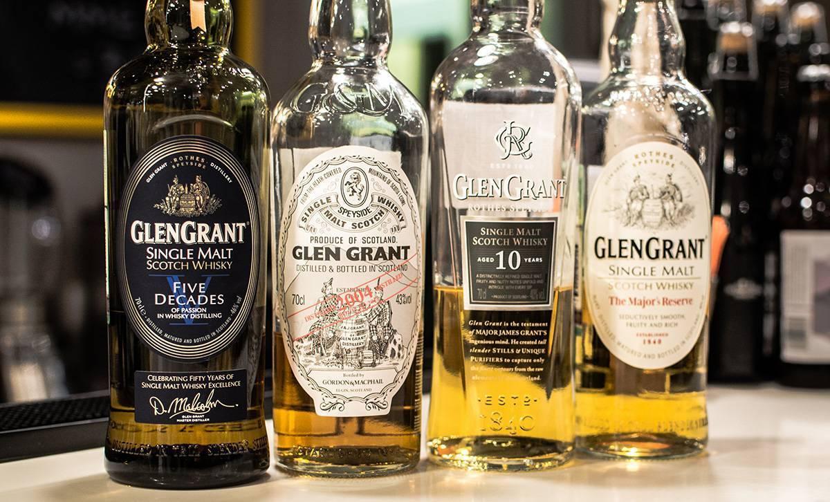 Виски grant's (грантс) и его особенности