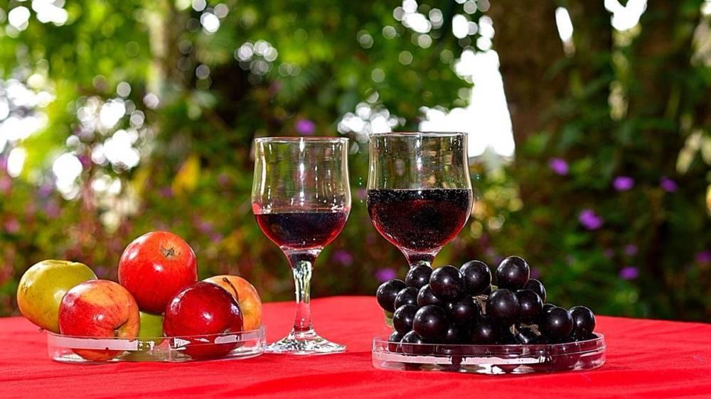 Особенности приготовления фруктового вина в домашних условиях