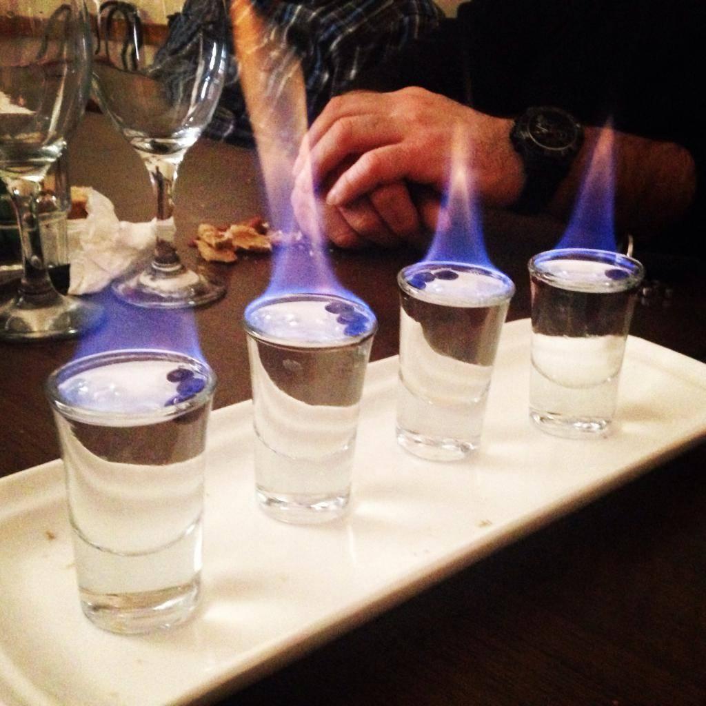 Лучшие коктейли самбукой – 10 простых рецептов