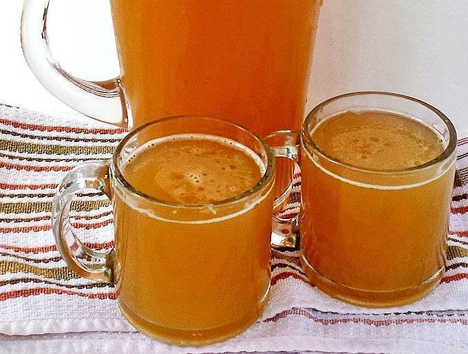 Хлебный квас - самые вкусные рецепты летнего напитка