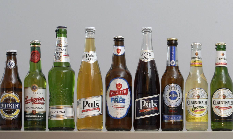 Как пиво делают безалкогольным? технология производства безалкогольного пива