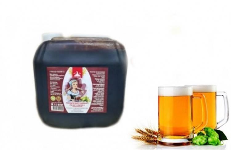 Солодовый экстракт — как приготовить пиво из концентрата в домашних условиях | bezprivychek.ru