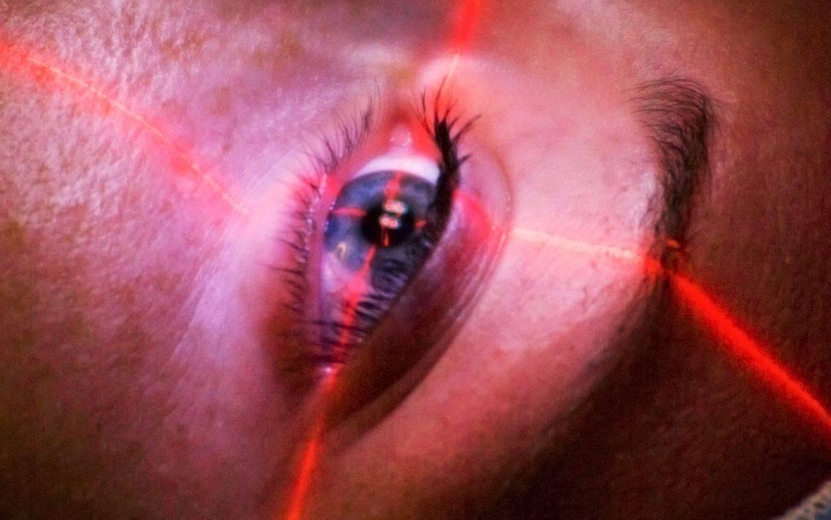 """Ограничения после лазерной коррекции - """"здоровое око"""""""