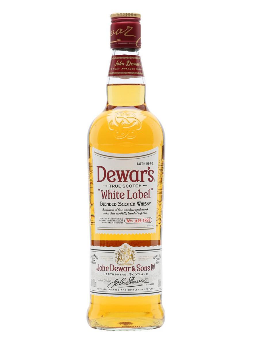 Виски дюарс (dewar's) — история происхождения и описание напитка