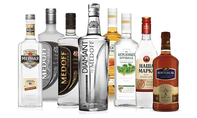 Сорта, марки и виды спирта – классификация водочного этанола