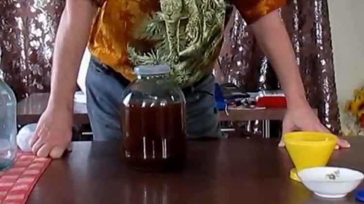 Рецепт бехеровки из самогона в домашних условиях