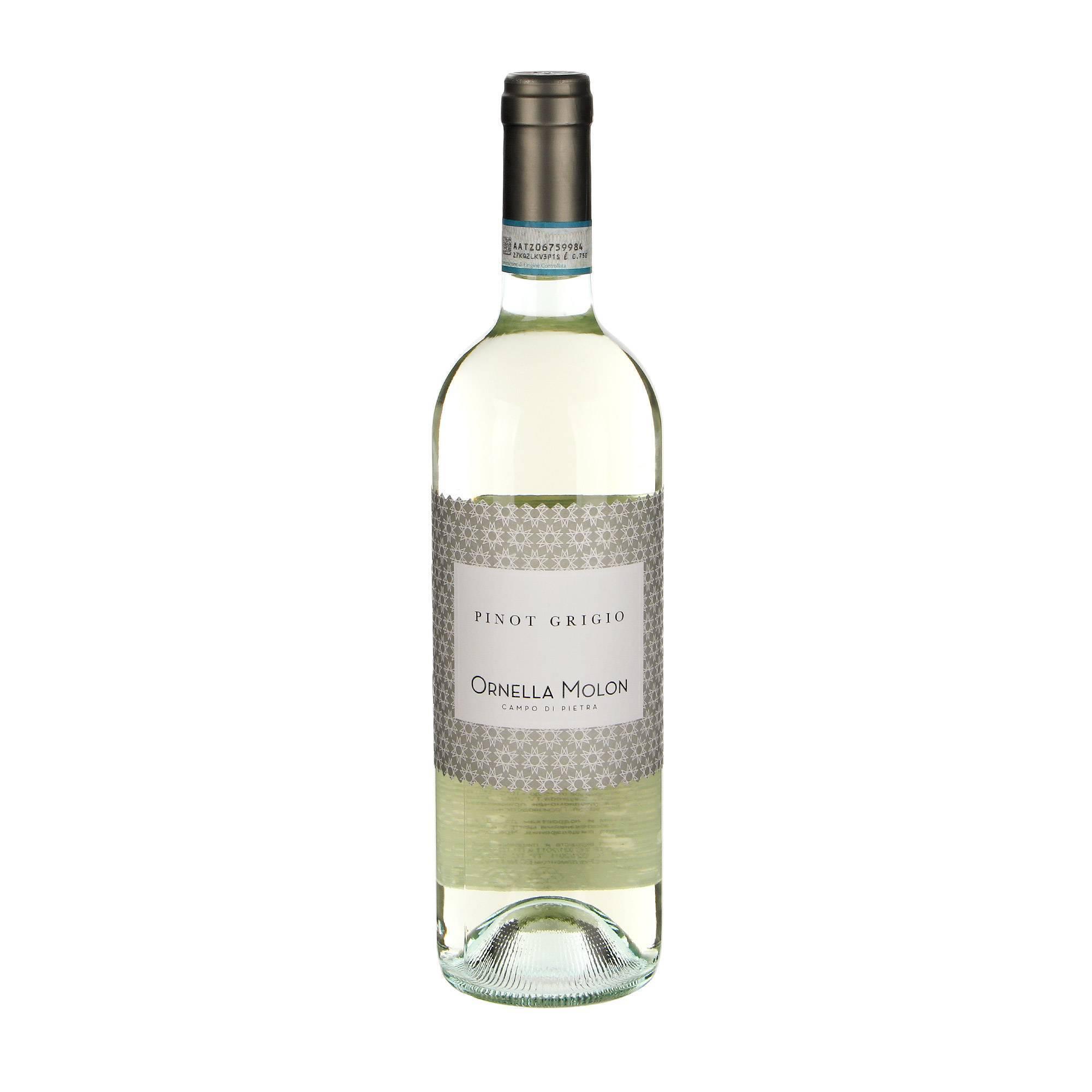 Пино гриджио – белое сухое вино из италии