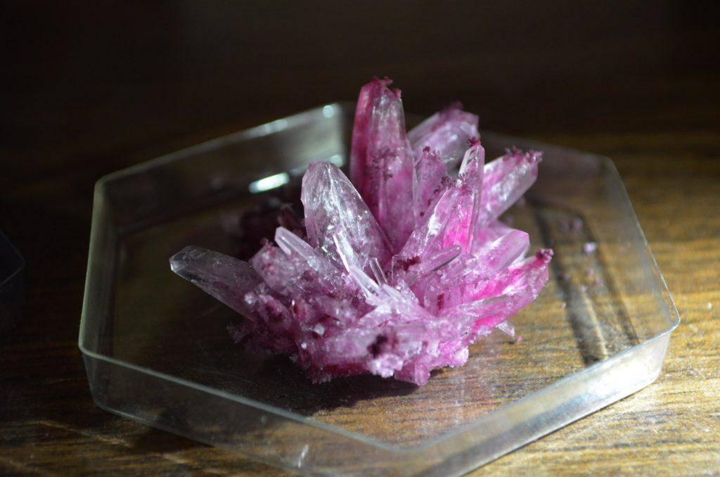Кристаллы из соли: 110 фото создания в домашних условиях