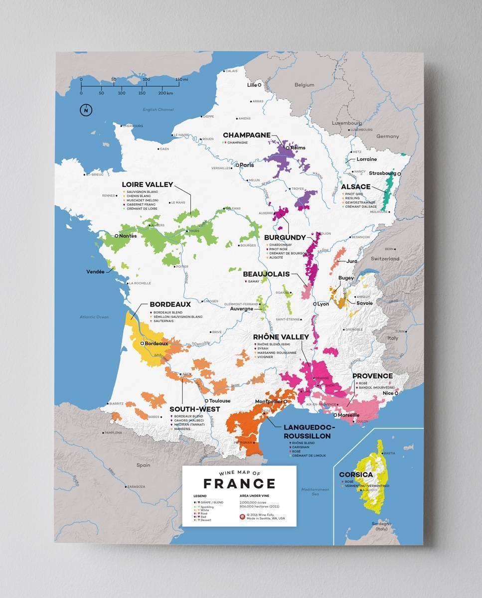 Лучшие винные маршруты по франции и другим странам с посещение винодельческих регионов и дегустацией