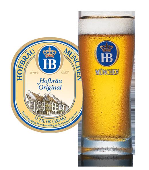 Обзор пива Хофброй