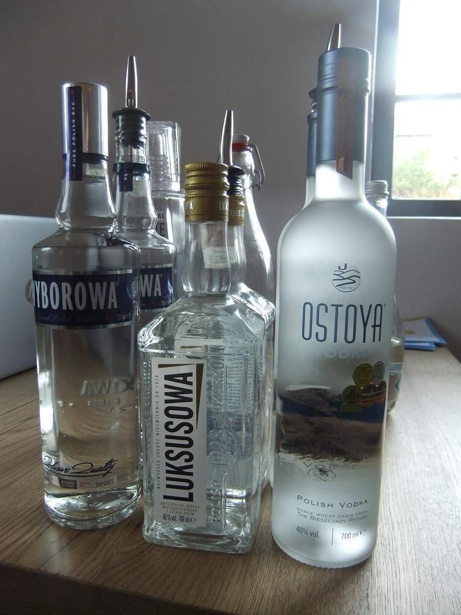 Польские алкогольные напитки: что пьют в польше » польша и европа на русском