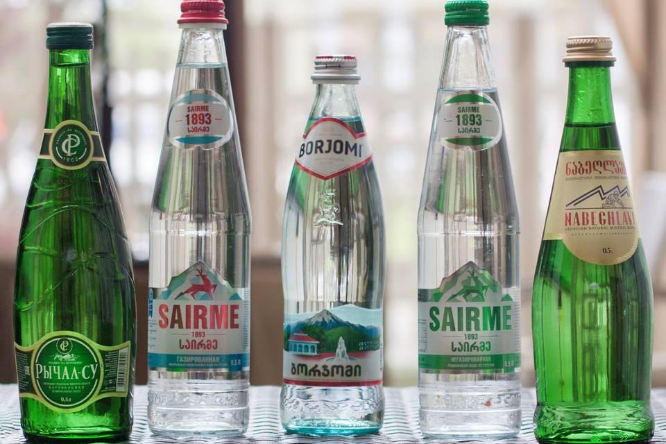 Какая минеральная вода самая полезная для человека?