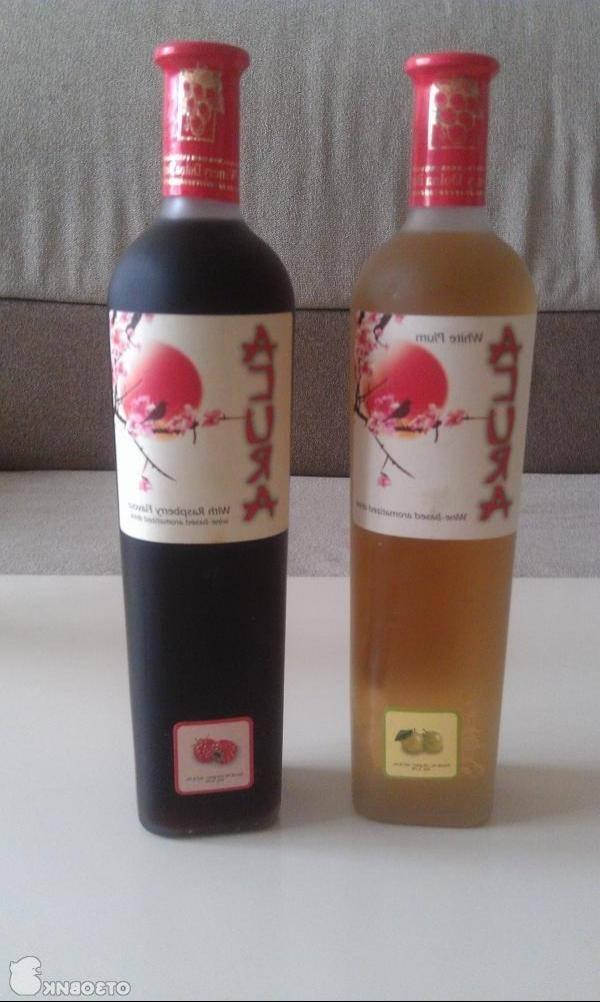 Домашние вина сливовые из слив синих и желтых