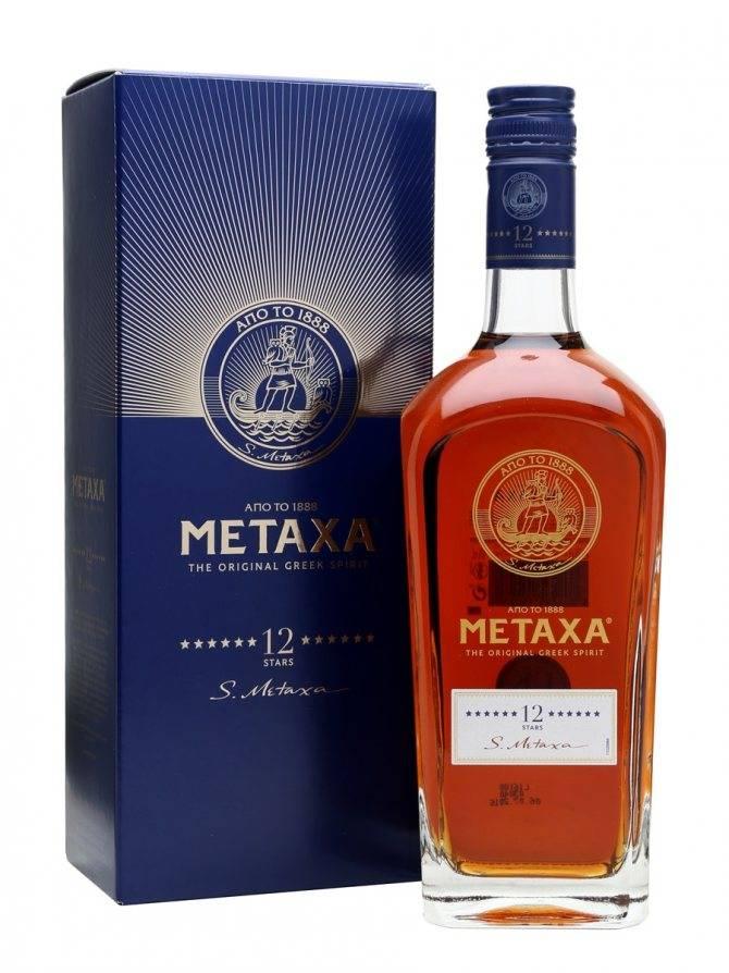 Греческий напиток метакса (metaxa) коньяк или все-таки бренди?