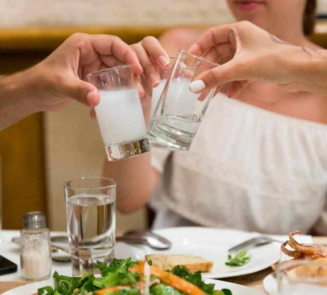 Приготовление пальмовой водки, как нужно пить напиток арак