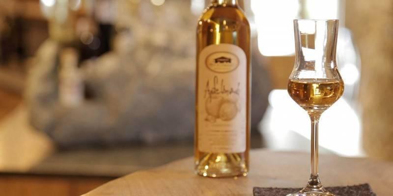Граппа, производство итальянского виноградного самогона, виды граппы и дегустация напитка