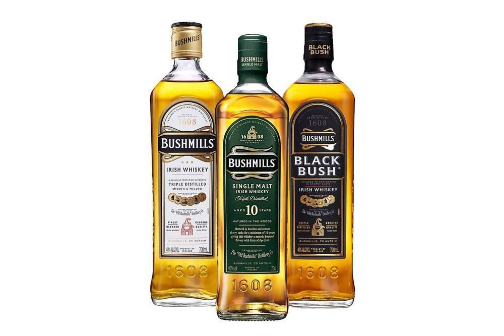 Виски bushmills (бушмилс): описание, виды, история марки особености создания,отзывы